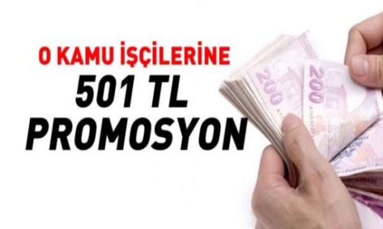 kamudabugun com o kamu iscilerine 501 tl banka promosyonu